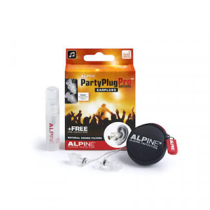 Беруши для музыкантов - Alpine PartyPlug Pro Natural™