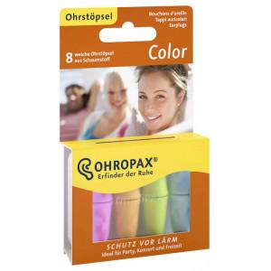 Беруши пенопропиленовые - Ohropax Color
